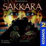 Board Game: Sakkara