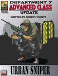 RPG Item: Urban Sniper