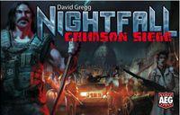 Board Game: Nightfall: Crimson Siege