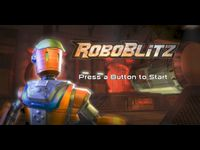 Video Game: RoboBlitz