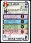 Board Game: Pixel Tactics: Game Pundit / Zee Garcia
