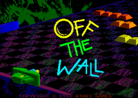 Video Game: Off The Wall