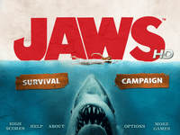 Video Game: Jaws
