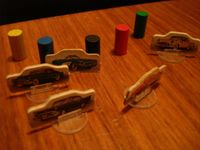 Board Game: Route 66