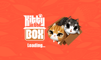 Video Game: Kitty in the Box