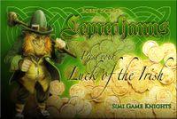 Board Game: Leprechauns