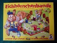 Board Game: Eichhörnchenbande