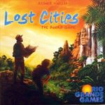 Board Game: Lost Cities: The Board Game