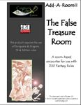 RPG Item: Add-A-Room II: The False Treasure Room