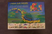 Board Game: Le grand jeu du cyclotourisme