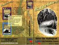 Board Game: Battlelines: The Stalingrad Campaign