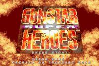 Video Game: Gunstar Super Heroes