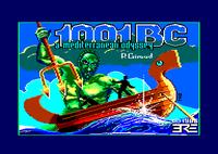 Video Game: 1001 BC A Mediterranean Odyssey