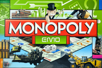 Board Game: Monopoly: EMO