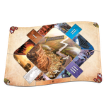 Board Game Accessory: 7 Wonders: Repos Production Playmat