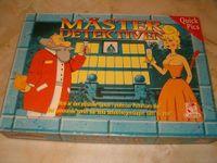 Board Game: Mäster Detektiven