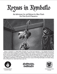 RPG Item: Rogues in Remballo (5E)