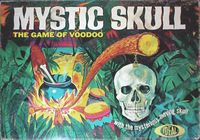 Board Game: Mystic Skull: The Game of Voodoo