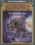 RPG Item: WGS1: Five Shall Be One
