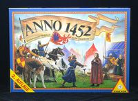 Board Game: Anno 1452