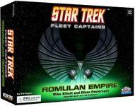 Board Game: Star Trek: Fleet Captains – Romulan Empire