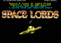 Video Game: Space Lords