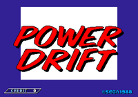 Video Game: Power Drift