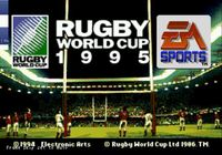 Video Game: Rugby World Cup 95