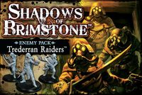 Shadows of Brimstone: Trederran Raiders Enemy Pack