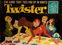 Board Game: Twister