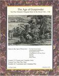 Board Game: The Age of Gunpowder