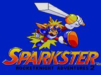 Video Game: Sparkster: Rocket Knight Adventures 2