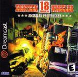 Video Game: 18 Wheeler American Pro Trucker