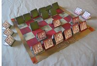 Board Game: BS Chess (Bluffing Style Chess)