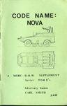 RPG Item: Code Name: Nova