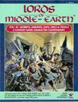 RPG Item: Lords of Middle-earth: Volume 3: Hobbits, Dwarves, Ents, Orcs & Trolls