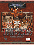 RPG Item: Caverns of Thracia (Revised d20)