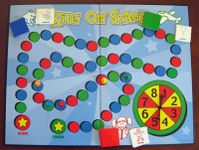 Board Game: Kids On Stage