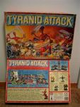 Board Game: Tyranid Attack