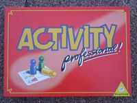 Board Game: Activity professional!