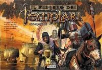 Board Game: The Mystery of the Templars