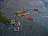 Board Game: Coral Sea Solitaire
