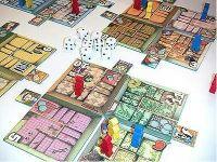 Board Game: Polterdice