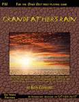 RPG Item: Grandfather's Rain