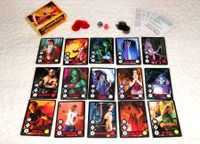 Board Game: Zombie Plague (The Card Game)