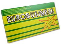Board Game: Eurobusiness