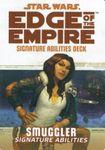 RPG Item: Edge of the Empire Signature Abilities Deck: Smuggler