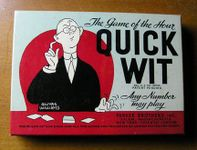 Board Game: Quick Wit