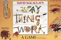 Board Game: The Way Things Work