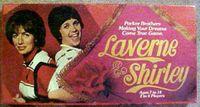 Board Game: Laverne & Shirley